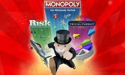 Hasbro Game Night:  Risk et Trivial Pusrsuit Live! rejoignent Monopoly sur Switch