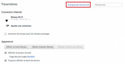 Installer le Play Store et les applications Android sur Chromebook