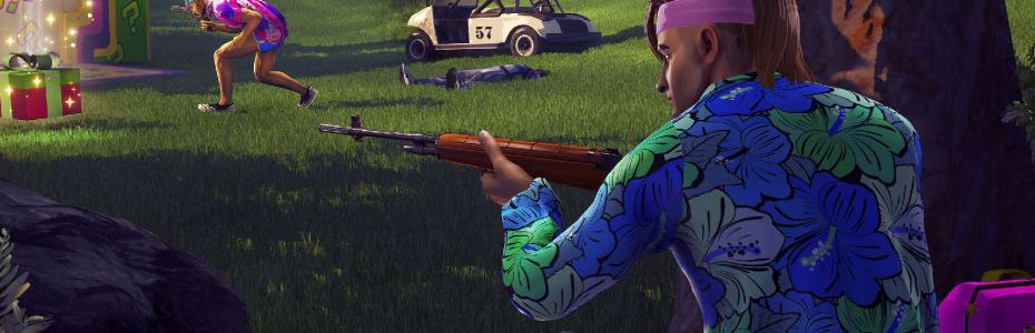 Preview / speed dating - On a essayé Radical Heights, le battle royale de Cliff Bleszinski