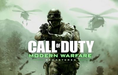 Call of Duty:  Modern Warfare Remastered est maintenant disponible en standalone sur PS4