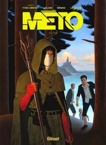 La BD du week-end 73:  Méto - L'Île