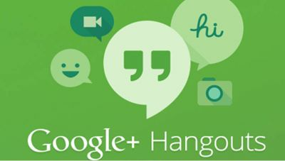 Google Hangouts fermant les portes sur les applications en Avril