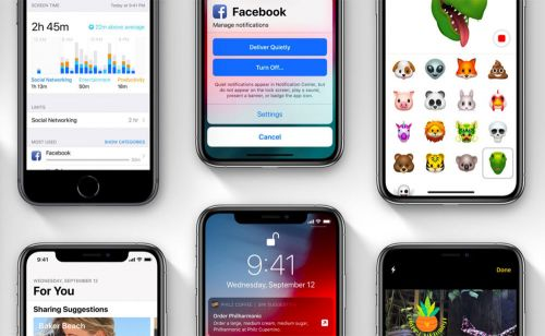 Apple diffuse iOS 12.1.1 bêta 3 pour iPhone, iPad et iPod touch