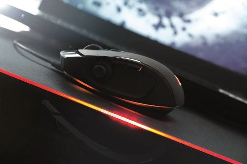 LEXIP:  la souris gaming la plus financée via le crowdfunding