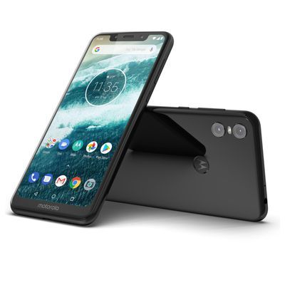 Test:  Motorola One : Android One et une belle autonomie
