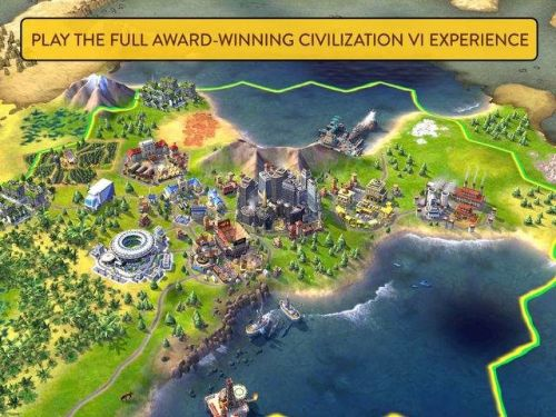 Sid Meier's Civilization VI est disponible sur Apple iPad