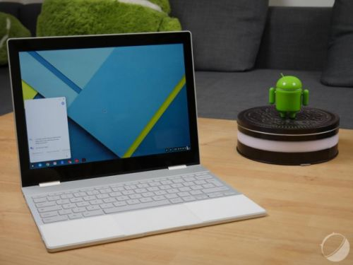 Chromebook:  un dual boot Windows / Chrome OS en vue ? Le mode AltOS apparaît