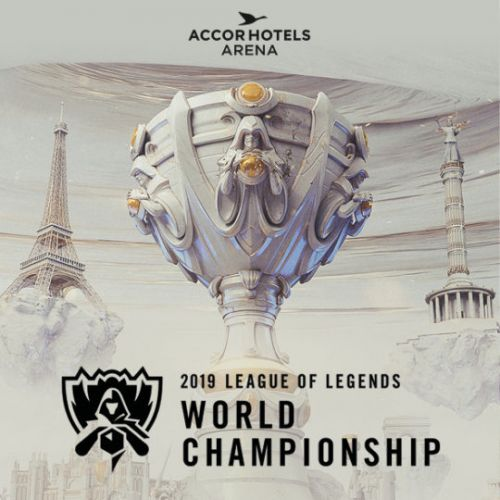 League of Legends:  les billets pour la grande finale à Paris sont disponibles !