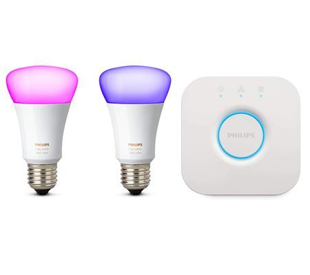 Black Friday - Philips Hue Kit 2 ampoules White and Color à 69,99€