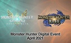 Monster Hunter Digital Event:  la mise à jour 2.0 de Rise et Monster Hunter Stories 2 à l'honneur de l'édition d'avril 2021, à suivre en notre compagnie