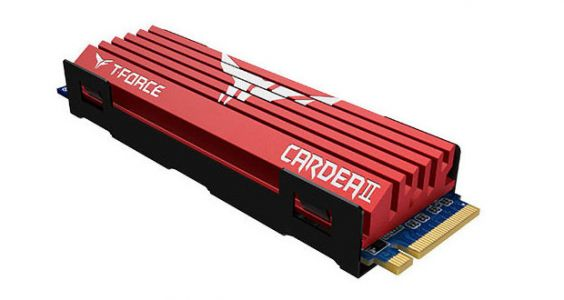 SSD T-Force Cardea II, Team Group annonce du 3.2 Go/s