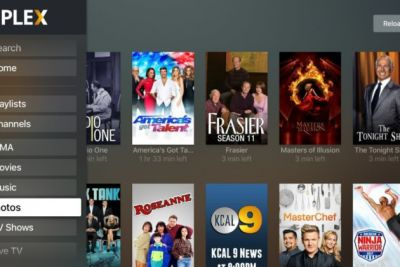 Plex Live TV:  la télé en direct arrive sur Android et Apple TV