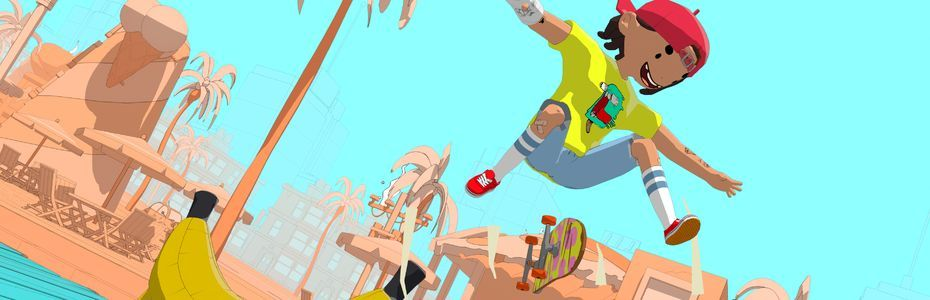 Roll7 annonce OlliOlli World