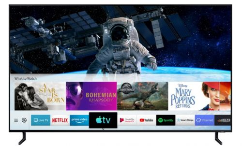 La nouvelle application TV d'Apple et AirPlay 2 sont disponibles sur les TV Samsung