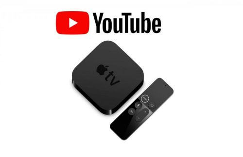 L'application YouTube n'est plus disponible sur l'Apple TV de 3e génération