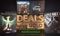 SOLDES - Xbox Live Deals with Gold:  Assassin's Creed, Evolve, Mafia III