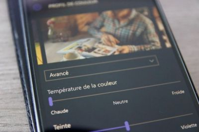 Tuto:  comment simuler l'éclairage nocturne sur Windows 10 Mobile ?