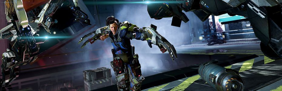 The Surge s'offre une extension dans un parc d'attractions