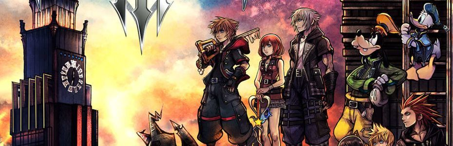 La PS4 Pro Kingdom Hearts III se confirme en Europe
