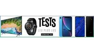 Top 10 des tests - Apple iPhone XR, Samsung Galaxy Watch 46 mm