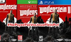 BON PLAN - Wolfenstein II: The New Colossus - Où le trouver pas cher