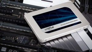 Bon plan - SSD Crucial MX500 1 To à 129,99 €, 500 Go à 72,99 €