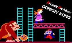 E3 2018 - Arcade Archives:  le Donkey Kong original arrive sur Switch, Sky Skipper aussi