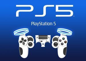 Playstation 5:  Un fanmade imagine la manette de la prochaine machine de Sony