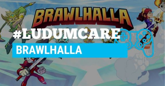 LudumCare Brawlhalla:  Steam et la PS4 ont leur Super Smash Bros. F2P