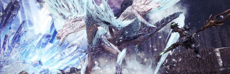 Gamescom 2019 | gc2019 - Capcom ne tremble pas et dévoile davantage de Monster Hunter World:  Iceborne