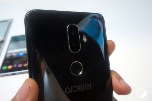 Alcatel:  l'application de photos Gallery cache un malware