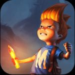 Max - The Curse of Brotherhood sort son stylo sur iOS