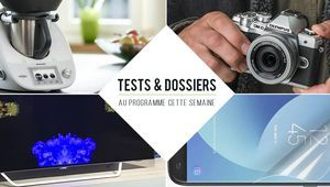 7 jours de tests - Samsung Galaxy J3 2017, Philips 55POS9002F