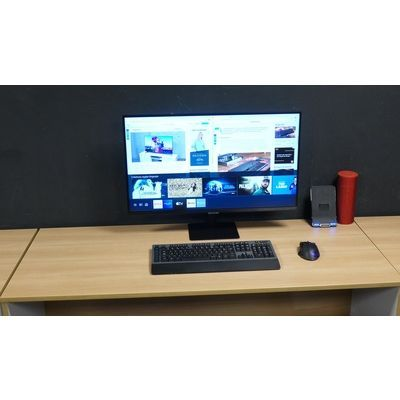 Test Samsung Smart Monitor M7 32