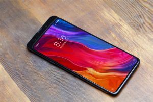 Xiaomi Mi Mix 3 Full screen slide et 5G!