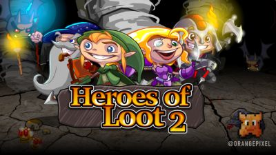 🔥 Bon Plan:  Heroes of Loot 2, Road not Taken et 7 autres rogue-like à moins de 5 euros