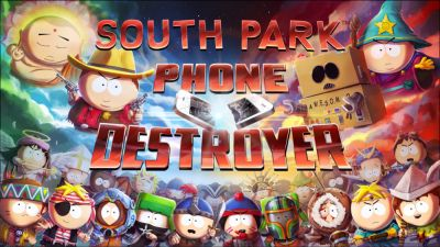 Prise en main de South Park Phone Destroyer:  ça troue le cul !