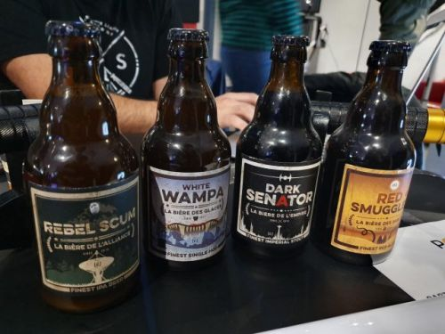 MayThe4thBeWithYou:  participez à ce crowdfunding pour des Craft Beers Star Wars !