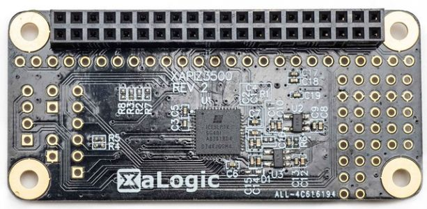 XaLogic propose un HAT de Machine Learning pour les Pi Zero