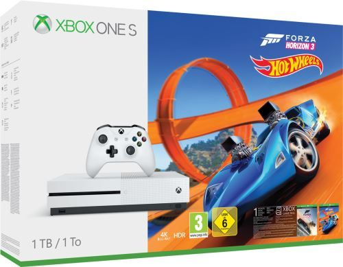 🔥 French Days:  un pack Xbox One S avec Forza Horizon 3 et Hot Wheels pour 240 euros