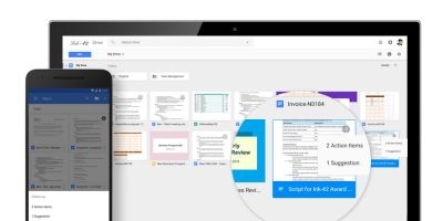 Google G Suite s'enrichit de fonctions intelligentes