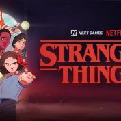Stranger Things:  deux jeux mobiles à venir, et un crossover Fortnite !
