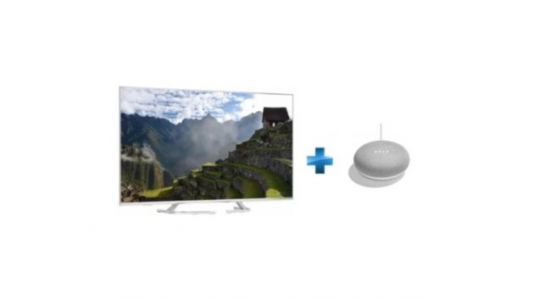 🔥 Bon plan:  TV LED 4K Panasonic 50 pouces + Google Home Mini à 550 euros