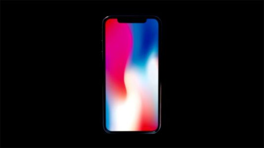 Apple iPhone X:  le « notch » décrié inspire désormais ses concurrents