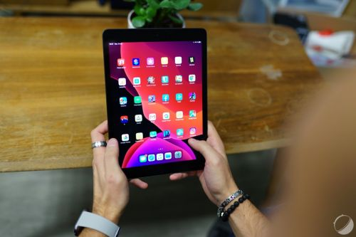 Test de l'iPad 7 (2019):  une tablette solide, mais vieillissante