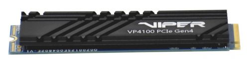 Viper Gaming VP4100 M.2 2280, Patriot annonce du 2 To à 5 Go/s