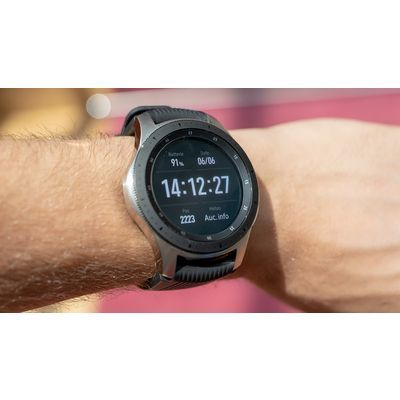 Test:  Samsung Galaxy Watch LTE 46 mm : l'autonomie sacrifiée pour l'eSIM