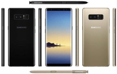 Le Samsung Galaxy Note 8 disponible à partir du 15 Septembre ?
