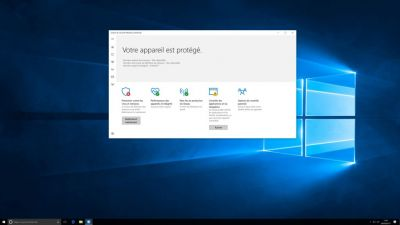 Windows 10 Creators Update, comment utiliser l'ancienne version de Windows Defender ?