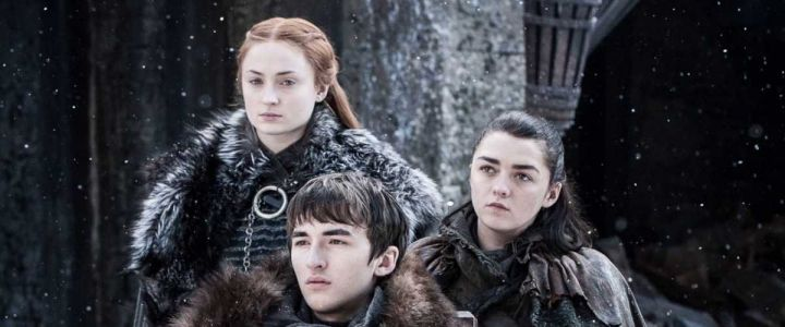 Game of Thrones:  Sophie Turner dévoile un cliché hilarant des coulisses